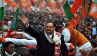 Nadda arrives in Patna, set to address first rally ahead of Assembly polls