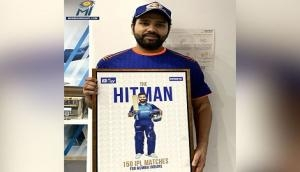 IPL 2020: This will always be my home, says Rohit Sharma on playing 150 matches for MI