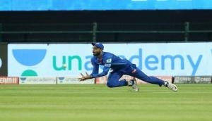 IPL 2020: Delhi Capitals' all-rounder feels that sloppy fielding was responsible for defeat
