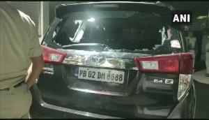 Protest against farm laws: Punjab BJP president's car vandalised in Hoshiarpur during protest