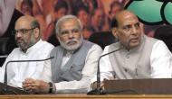 बिहार चुनाव 2020: BJP ने जारी की स्टार प्रचारकों की सूची, अमित शाह से ऊपर राजनाथ सिंह का नाम