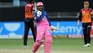 IND vs ENG: इंग्लैंड के खिलाफ टी20 सीरीज के लिए टीम में जगह मिलने पर राहुल तेवतिया ने कही ये बात