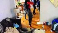 Video: मां पर तानी बंदूक तो हमलावरों से भिड़ गया 5 साल का बच्चा, बरसाया मुक्के तो भागे बदमाश