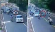 Delhi: FIR against man who dragged traffic cop on car bonnet