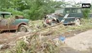भारी बारिश और तूफान से तेलंगाना और महाराष्ट्र में तबाही, 77 से ज्यादा लोगों की दर्दनाक मौत