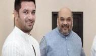 बिहार चुनाव 2020: NDA से क्यों अलग हुई LJP, अमित शाह ने चिराग पासवान को लेकर कह दी ये बात