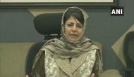 ED's summon to Farooq Abdullah shows extent of Centre's nervousness, says Mehbooba Mufti