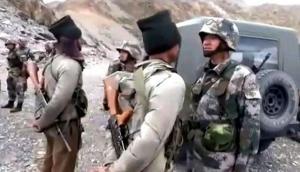 भारतीय सीमा में घुस आए चीनी सैनिकों को भारत ने लौटाया, LAC पार कर पहुंचा था लद्दाख