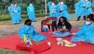 Vidya Balan resumes shoot for 'Sherni' in Madhya Pradesh