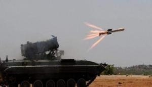 Final trial of Nag Missile successful, ready for induction in Army