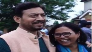 Irrfan Khan's son Babil gets emotional as he posts throwback video of parents