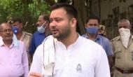Nitish Kumar 'challenging Mussolini, Hitler rule' with his new directive on protest, says Tejashwi Yadav