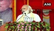 Bihar polls: PM Modi slams Opposition for promising reversal of Article 370 revocation