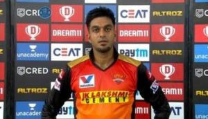 Vijay Shankar after heroics against RR: Saw the game with 'do or die' attitude