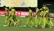 IPL 2021: चेन्नई सुपर किंग्स के दरवाजे पर फिर दी कोरोना ने दस्तक, दल का एक व्यक्ति मिला कोविड-19 पॉजिटिव- रिपोर्ट
