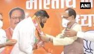 मध्य प्रदेश: उपचुनाव से पहले कांग्रेस पार्टी को बड़ा झटका, विधायक राहुल लोधी BJP में हुए शामिल