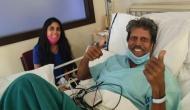 कपिल देव का हुआ था दिल का ऑपरेशन, अब अस्पताल से आई ये अपडेट