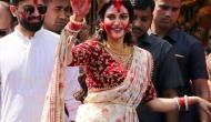 Video: TMC की मुस्लिम सांसद नुसरत जहां ने दुर्गा पूजा में किया ऐसा डांस, जमकर हो रहा है वायरल