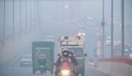 'Very poor' AQI, dense fog continues over Delhi
