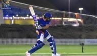 India Tour Australia 2020: रोहित शर्मा नेट्स में कर रहे बल्लेबाजी का अभ्यास, बोर्ड ने चोटिल कह नहीं दी टीम में जगह