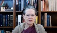 Bihar Election 2020: Sonia Gandhi slams Nitish Kumar govt, says people with Mahagatbandhan