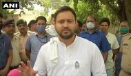 Bihar polls: Even bad words Nitishji uses against me are like blessings, says Tejashwi Yadav