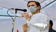 Bihar Election 2020: This time for farmers, employment; vote for Mahagathbandhan, says Rahul Gandhi