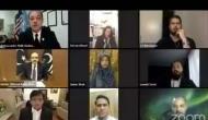 Video: कश्मीर के मुद्दे पर पाकिस्तान में चल रहा था इंटरनेशनल वेबिनार, गूंजने लगा जय श्रीराम