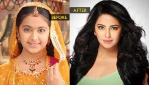 Balika Vadhu star Avika Gor's before-and-after photos will leave your eyes wide open!