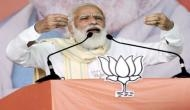 PM Modi hits out at RJD: People of Bihar rejected 'jungle raj' and 'double Yuvraj' concept