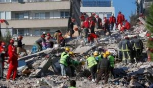 Death toll from earthquake in Turkey surpasses 40