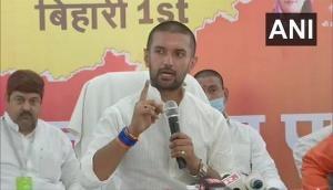 LJP leader Chirag Paswan: Will never support Nitish Kumar, Sushil Modi