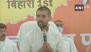 Chirag Paswan terms Nitish Kumar 'palturam', questions his silence on Munger incident, corruption