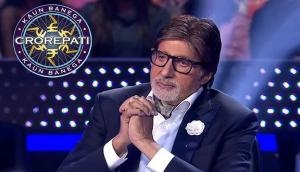 Amitabh Bachchan gasps 'oh my gosh' after bumping into college mate from DU