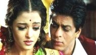 When Shah Rukh Khan removed Aishwarya Rai from his films without giving any reason
