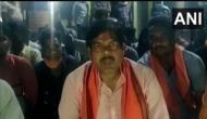 Bihar: Bike-borne men attack BJP MLA in Gopalganj