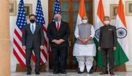 India receives extreme cold weather clothing from America for troops deployed on China border