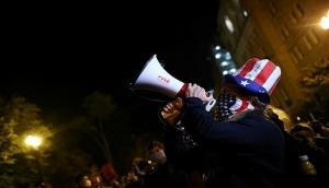 US Elections 2020: Initial trends in, Donald Trump leading in Electoral College votes