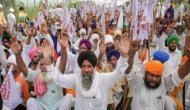 Punjab farmers block Delhi-Amritsar highway to protest farm laws