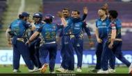 आईपीएल से पहले मुंबई इंडियंस के बल्लेबाज ने खेली विस्फोटक पारी, लगाए 11 छक्के, फ्रेंचाइजी ने दिया ऐसा रिएक्शन