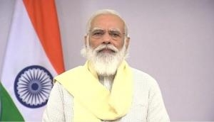 PM Modi inaugurates multi-storeyed flats for MPs in New Delhi