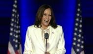 Kamala Harris: Won't be the last female vice-president