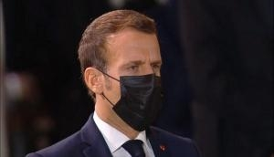 France will 'never give in to Islamist terrorism,' says Prez Macron after policewoman stabbed to death