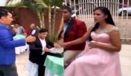 पति को धोखा दे रही थी पत्नी, इस ट्रिक से सामने आई पूरी सच्चाई, देखें वीडियो