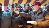 प्रधानमंत्री मोदी सैनिकों के साथ दीवाली मनाने जाएंगे जैसलमेर, थोड़ी देर में पहुंचने वाले हैं बॉर्डर
