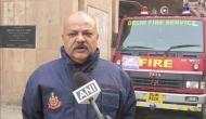 Delhi reports 206 fire calls on Diwali, one killed in Mundka