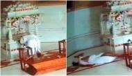 पूजा करते समय दिल का दौरा पड़ने से पूर्व विधायक का हुआ निधन, सीसीटीवी में कैद हुआ परा वाक्या