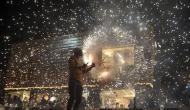 पाबंदी के बावजूद दिल्ली-एनसीआर में जमकर चले पटाखे, खतरनाक स्तर पर पहुंचा प्रदूषण