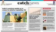 15th November Catch News ePaper, English ePaper, Today ePaper, Online News Epaper