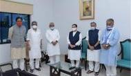 बिहार: नीतीश कुमार बनेंगे मुख्यमंत्री, BJP से बनेंगे दो उप-मुख्यमंत्री, VIP-हम से एक-एक मंत्री